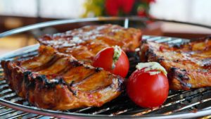 Vogel's Texas Moxie Rub - Summer Dish Meal BBQ