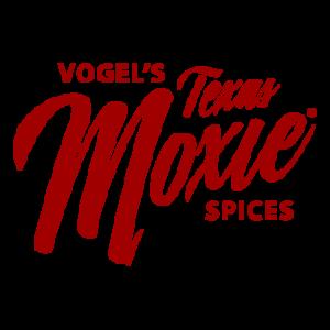 Vogel's Texas Moxie Spices Logo