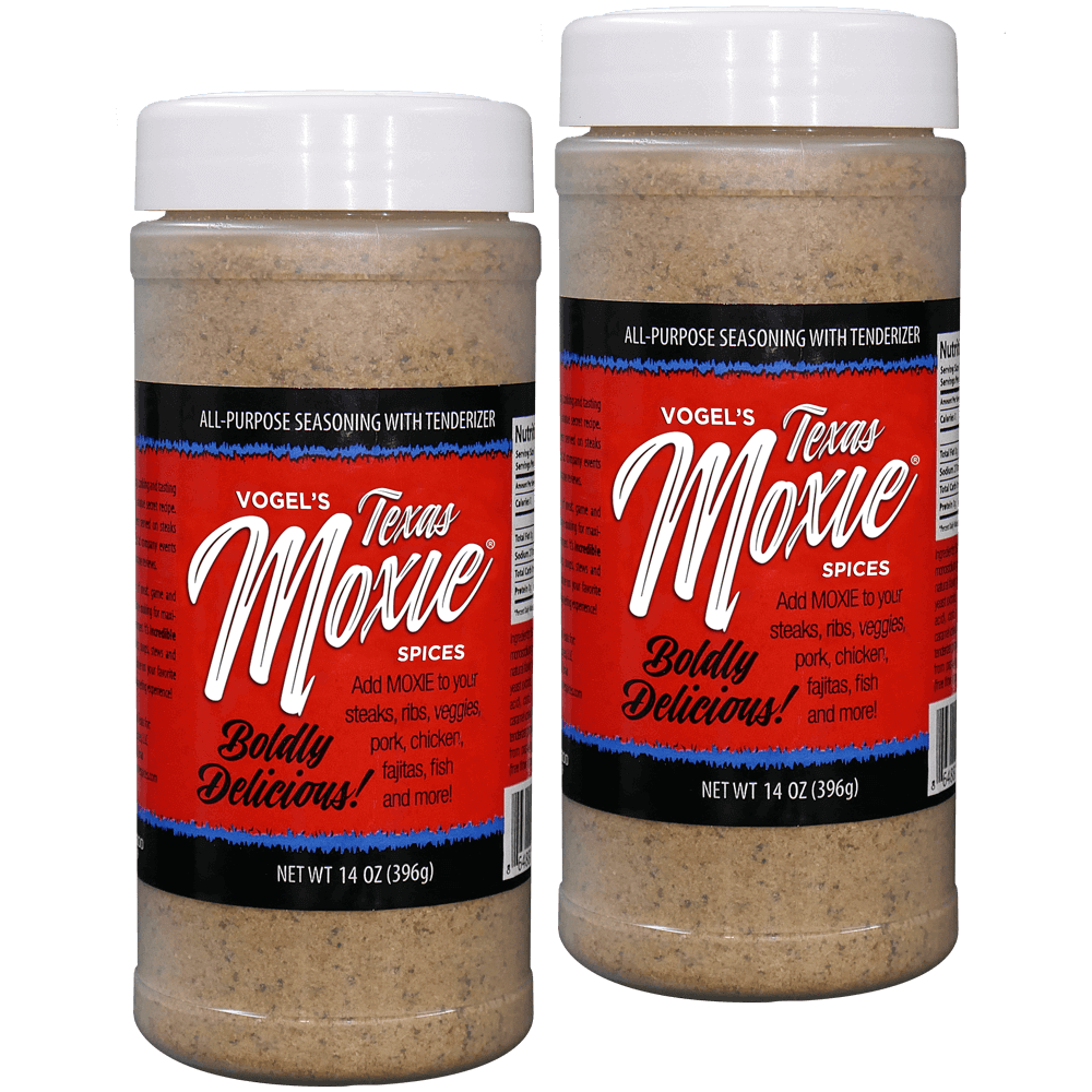 Texas Moxie Spices - Combo Pakc All-Purpose Seasoning